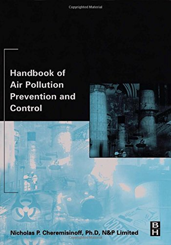 9780750674997: Handbook of Air Pollution Prevention and Control