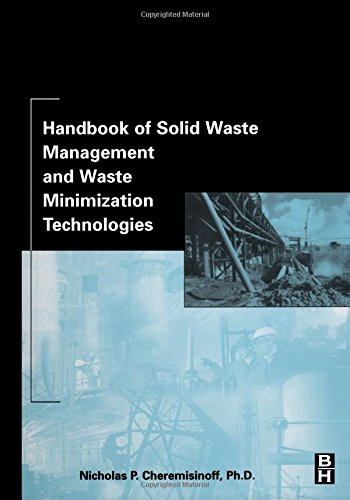 9780750675079: Handbook of Solid Waste Management and Waste Minimization Technologies