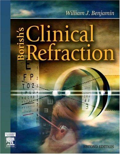 9780750675246: Borish's Clinical Refraction (Benjamin, Borish's Clinical Refraction)