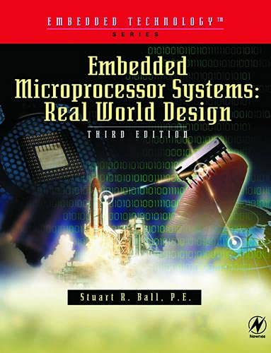 9780750675345: Embedded Microprocessor Systems: Real World Design