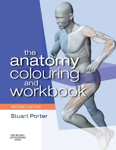 9780750675413: The Anatomy Colouring and Workbook, 2e