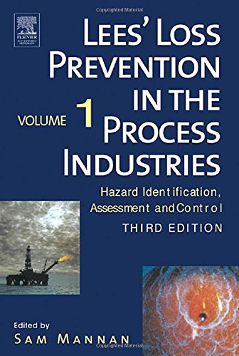 9780750675550: Lees' Loss Prevention In The Process Industries: Hazard Identification, Assessment And Control