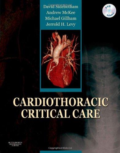 9780750675727: Cardiothoracic Critical Care, 1e