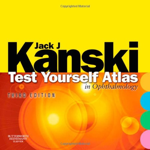 9780750675895: Test Yourself Atlas in Ophthalmology