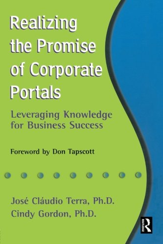 9780750675932: Realizing the Promise of Corporate Portals