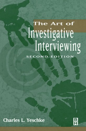 9780750675956: The Art of Investigative Interviewing, Second Edition