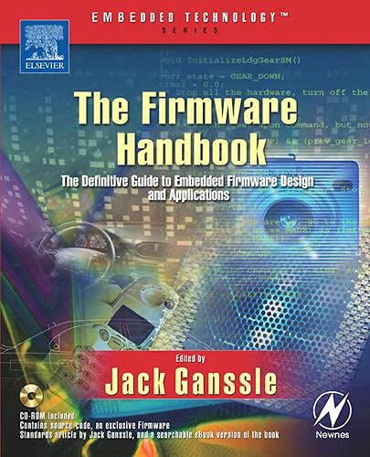 9780750676069: The Firmware Handbook (Embedded Technology)