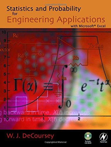 9780750676182: Statistics and Probability for Engineering Applications