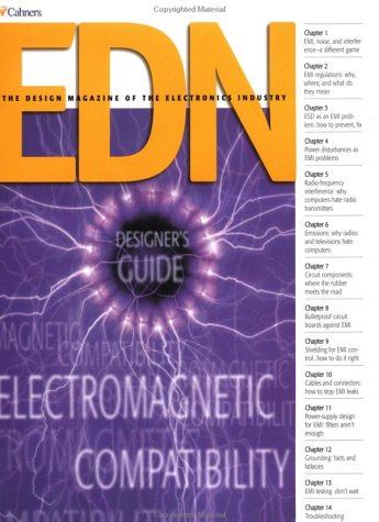 9780750676540: EDN Designers Guide to Electromagnetic Compatibility