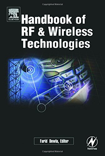 9780750676953: Handbook of RF and Wireless Technologies