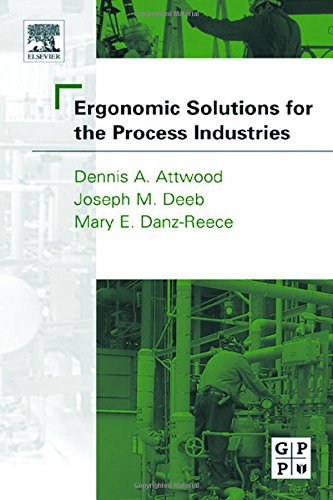9780750677042: Ergonomic Solutions for the Process Industries