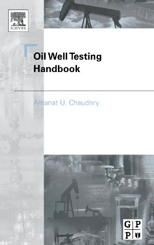 Oil Well Testing Handbook: Amanat Chaudhry