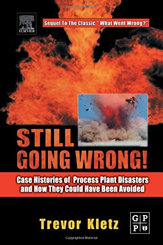 9780750677097: Still Going Wrong!: Case Histories of Process Plant Disasters and How They Could Have Been Avoided