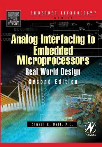 9780750677233: Analog Interfacing to Embedded Microprocessor Systems: Real World Design (Embedded Technology Series)