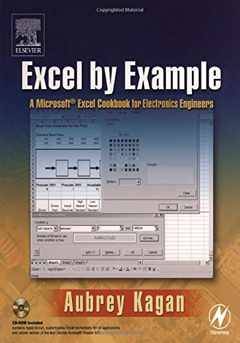 9780750677561: Excel by Example: A Microsoft Excel Cookbook for Electronics Engineers