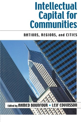9780750677738: Intellectual Capital for Communities: Nations, Regions, and Cities