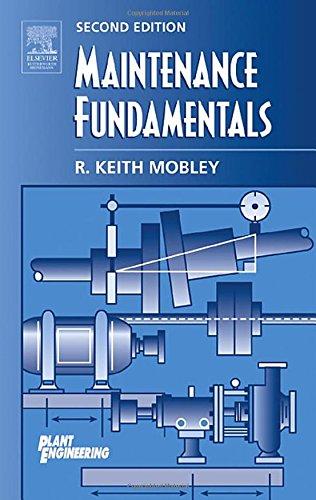 9780750677981: Maintenance Fundamentals (Plant Engineering)