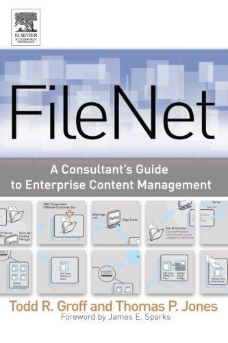 9780750678162: FileNet: A Consultant's Guide to Enterprise Content Management