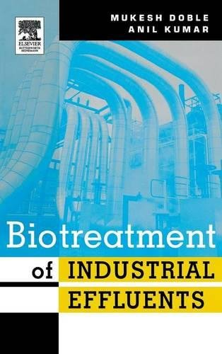 9780750678384: Biotreatment of Industrial Effluents