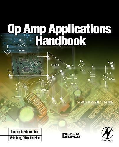 9780750678445: Op Amp Applications Handbook (Analog Devices Series)