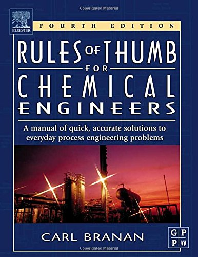9780750678568: Rules of Thumb for Chemical Engineers, Fourth Edition