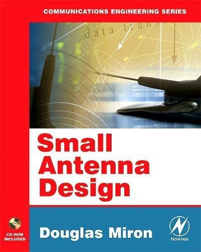 9780750678612: Small Antenna Design (Communications Engineering Series)