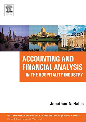 9780750678964: Accounting and Financial Analysis in the Hospitality Industry (Butterworth-Heinemann Hospitality Management Series)