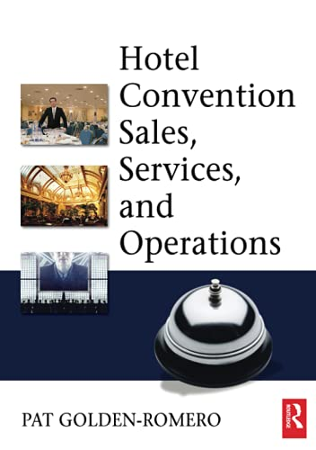 9780750679022: Hotel Convention Sales, Services, and Operations