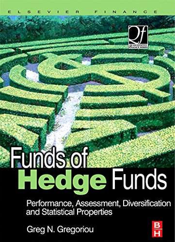 9780750679848: Funds of Hedge Funds: Performance, Assessment, Diversification And Statistical Properties