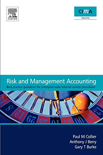 9780750680400: Risk and Management Accounting: Best Practice Guidelines for Enterprise-Wide Internal Control Procedures