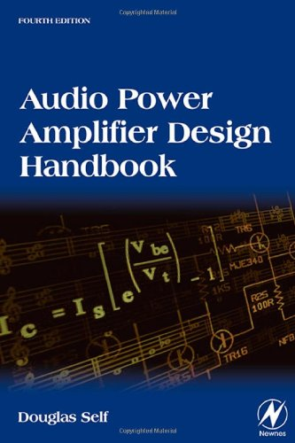 9780750680721: Audio Power Amplifier Design Handbook
