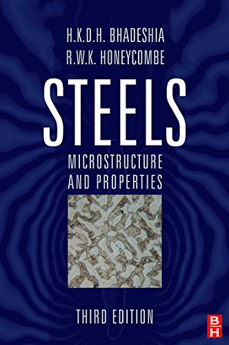 9780750680844: Steels: Microstructure and Properties