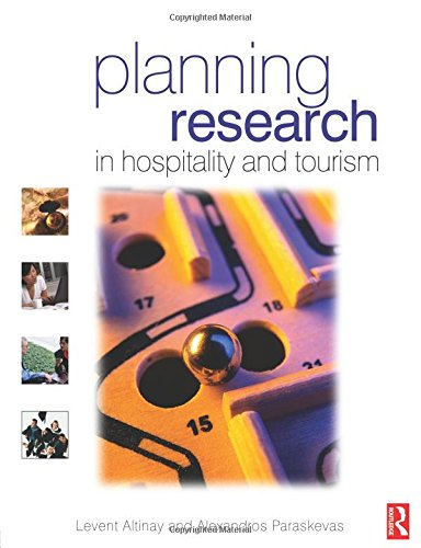 9780750681100: Planning Research in Hospitality & Tourism