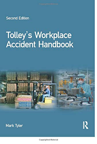 9780750681513: Tolley's Workplace Accident Handbook, Second Edition