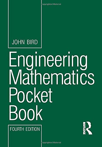 9780750681537: Engineering Mathematics Pocket Book, 4th ed (Routledge Pocket Books)
