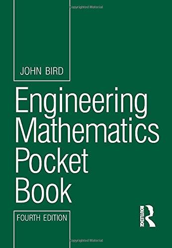 9780750681537: Engineering Mathematics Pocket Book, 4th ed (Routledge Pocket Books)