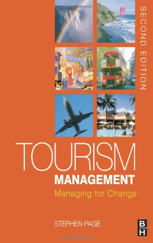 9780750682053: Tourism Management: Managing for Change