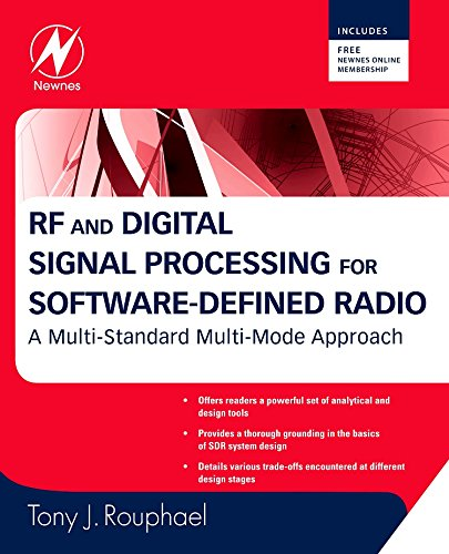 9780750682107: RF and Digital Signal Processing for Software-Defined Radio: A Multi-Standard Multi-Mode Approach
