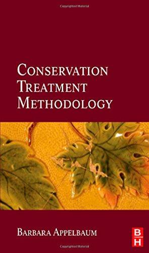 9780750682749: Conservation Treatment Methodology
