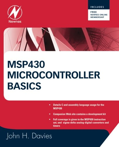 9780750682763: MSP430 Microcontroller Basics