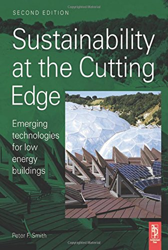 Sustainability at the Cutting Edge (0750683007) by Peter Smith