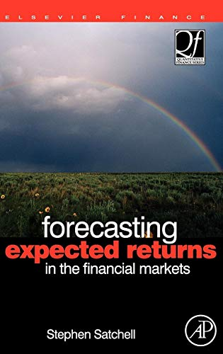 9780750683210: Forecasting Expected Returns in the Financial Markets