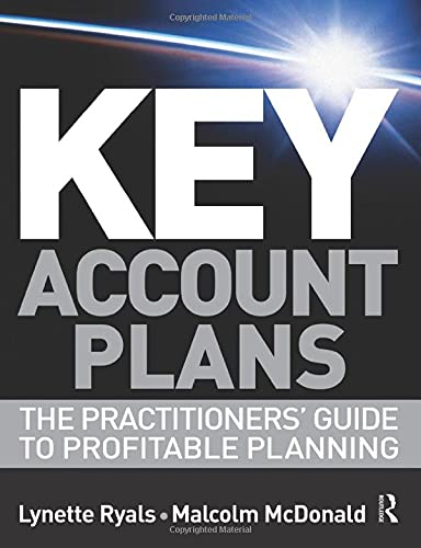 9780750683678: Key Account Plans: The Practitioners Guide to Profitable Planning