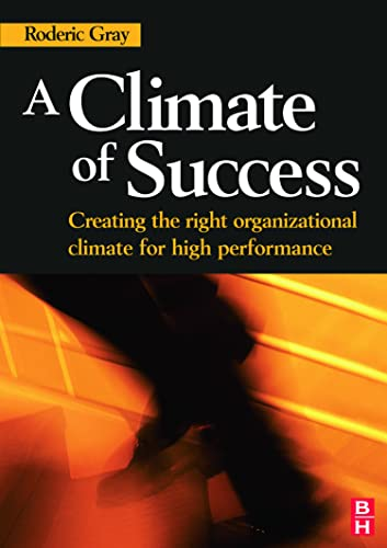 9780750683685: A Climate of Success