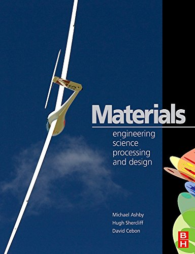 9780750683913: Materials: Engineering, Science, Processing and Design (Materials 3e North American Edition w/Online Testing)
