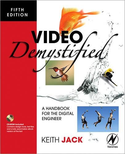 9780750683951: Video Demystified: A Handbook for the Digital Engineer, 5th Edition