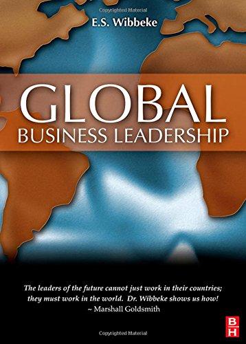 9780750684088: Global Business Leadership