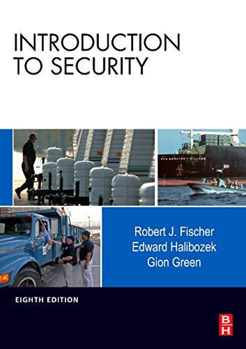 9780750684323: Introduction to Security, Eighth Edition