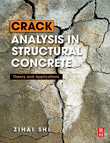 9780750684460: Crack Analysis in Structural Concrete: Theory and Applications