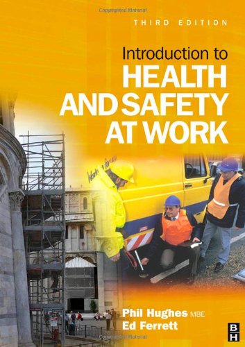 9780750685030: Introduction to Health and Safety at Work, Third Edition: The Handbook for the NEBOSH National General Certificate